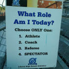 What Role Am I Today?